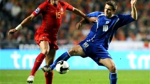 البرتغال يهزم البوسنة بصعوبة بالنتيجة 1-0