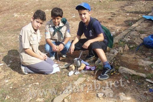 يوم النظافة العالمي في بلدة دالية الكرمل