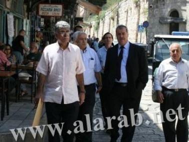 بركة: جريمة التطهير العرقي القدس تتطلب موقفا دوليا