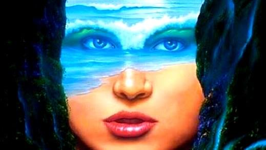 صور باهرة تجسد وجه المراة وجسدها