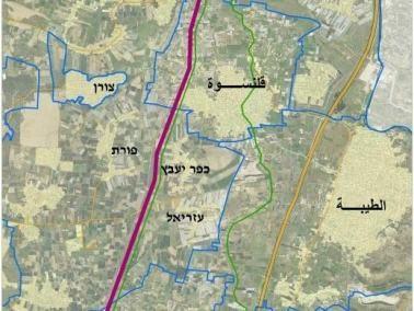 تقدم في الخريطة الهيكلية المحلية لمشروع المياه القطري