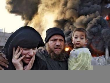 بريطانيا تقدم 53.5 مليون جنيه لحماية اطفال غزة