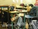 مدرسة الشافعي الفرديس تمرن طلابها للتعامل مع الهزات الأرضية بوعي مطلق