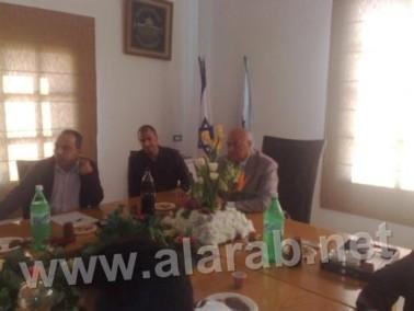 مركزو اقسام الرياضة في المثلث والساحل في زيمر