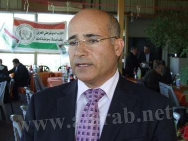 الصانع يلتقي عميرة حاييم  مديرة الجهاز التربوي