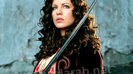 كايت بيكينسايل تجسد شخصية الأميرة مارغريت