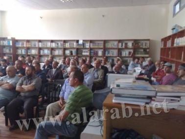 يوم دراسي للمزارعين من زيمر