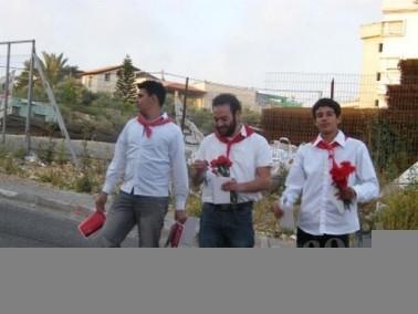 الشبيبة الشيوعية فرع يافة الناصرة تعايد النساء في يوم