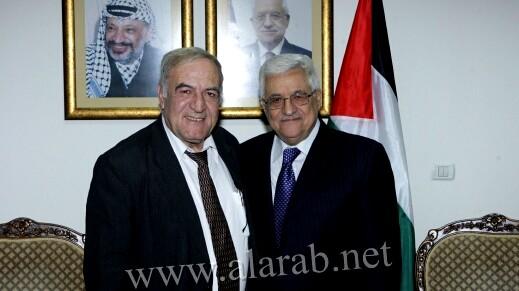لجنة التواصل الدرزية بعد لقائها جنبلاط ومحمود عباس