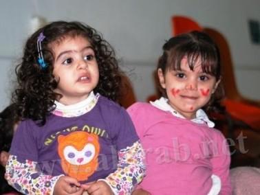 يوم ممتع للحاضنات الأطفال التابعة لبلدية طمرة