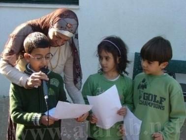 فعاليات ثقافية تربوية في مدرسة ابن خلدون دبورية