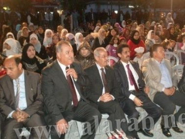 الجالية الفلسطينية في قبرص تحيي يوم الارض
