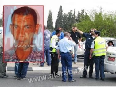 مصرع رجل 40 عاما من كفرقرع بعد تعرضه لحادث دهس
