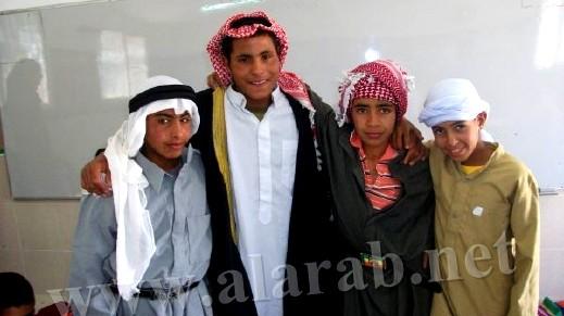 يوم التراث البدوي في تل عراد الابتدائية