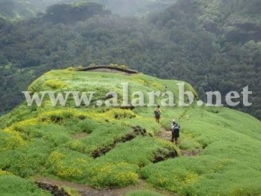 روعة الطبيعة الهندية تتجلى في راتناغيري