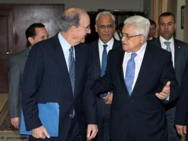 ميتشل يستكمل جولاته بلقاء الرئيس عباس اليوم