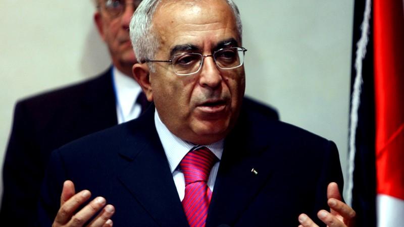 حماس:لقاء فياض وباراك ياتي لتعزيز التعاون الامني