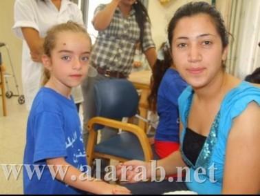 جسر الأجيال مع الأجداد مع اختتام مخيم البراعم