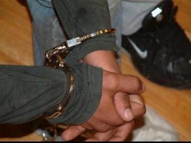 اعتقال شاب 31 عاما من ساجور بعد العثور على عبوة