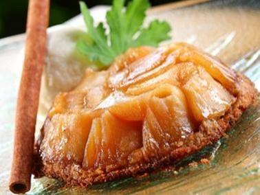 فطيرة التفاح:أشهى وأطيب وألذ بعد وجبة الافطار
