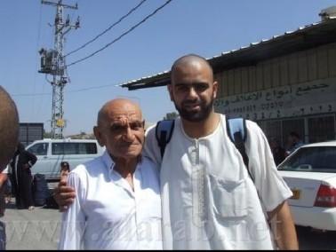 عودة المعتمرين من مجد الكروم من أداء العمرة