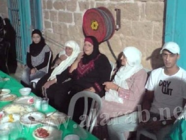 مركز المسنين العرب بعكا ينظم افطار جماعي