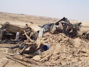 موجة هدم جديدة تثير الغضب في اوساط عرب النقب