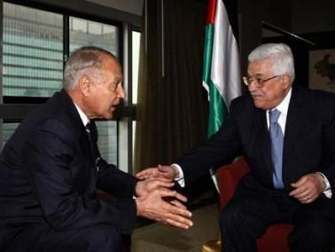 ابو الغيط: اتصور ان الجانب الفلسطيني