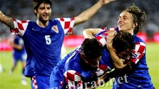 إسرائيل تخسر أمام كرواتيا 1-2 في تصفيات كأس أمم