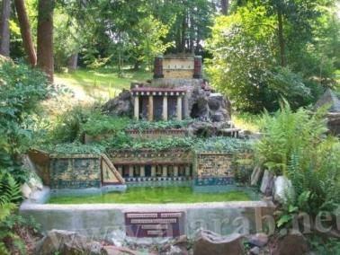حدائق بابل إحدى عجائب الدنيا السبع..استمتعوا