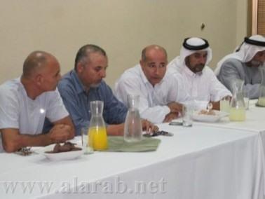 لجنة التوجيه العليا لقيادة عرب النقب