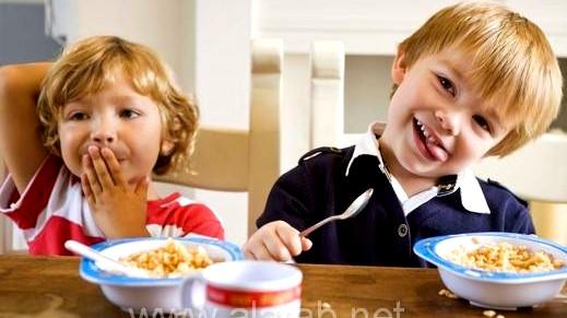 وجبة الفطور تساعد أطفالك على التركيز بالمدرسة