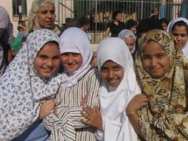 طلاب الزهراء-ج في مدينة طمرة يؤدون مناسك الحج