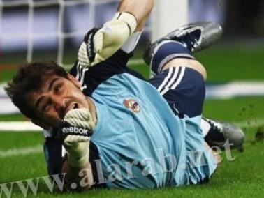كاسياس أفضل حارس يحقق الفوز 250 بقميص ريال مدريد