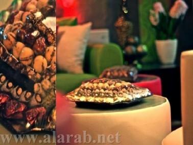 سانتوا:اول مطعم نسائي بالسعودية بتصميم رائع