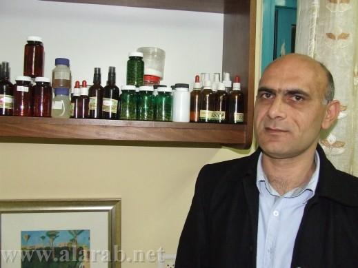 الدكتور خليل ياسين :اوراق اللوف تساعد بالشفاء