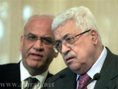 عريقات:تشكيل لجنة فلسطينية عليا تحقق في تسريب الوثائق