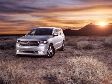 Dodge-Durango RT2011 شرسة وسريعة ومغامرة