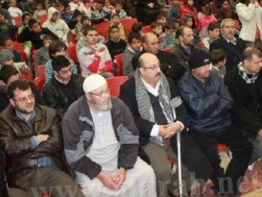المركز الجماهيري قلنسوة يحتفل بالمولد النبوي