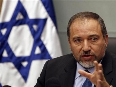 ليبرمان يقدم للأوربيين وثيقة تضمنت خروقات فلسطينية