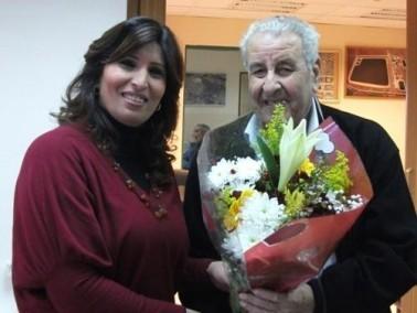 رئيس بلدية طمرة يكرم جمعية رعاية الأسرة الفلسطينية
