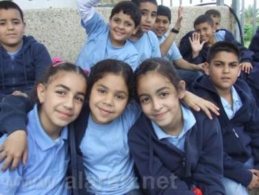 الجوهرة تُزين بستان رياحين مدرسة المستقبل كفرقرع