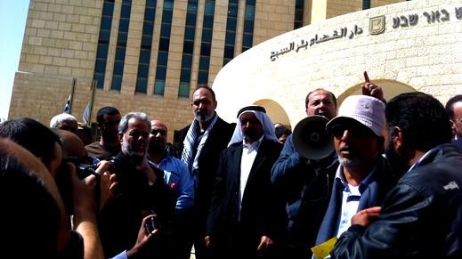 المجلس الإقليمي ينظم زيارات في قرى النقب