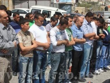 اعتقال فتية من بلدة سلوان وإصابة الأهالي بحالات