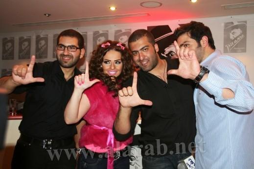 ديانا كرزون ومحمد القاق ضيوف مازن دياب