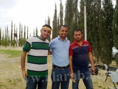مبادرة خيمة التطوع أجيك في أبو قويدر والزرنوق