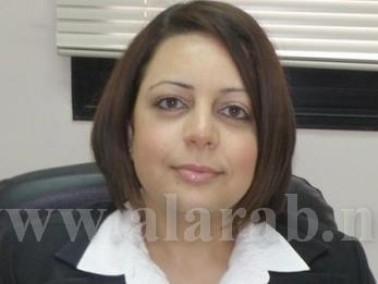 المحامية نيفين سكران: أحلم برفع مكانة المرأة