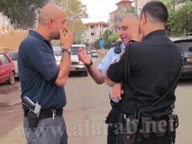 كفرقرع: مجهولون ينفذون عملية سطو مسلح على محل تجاري