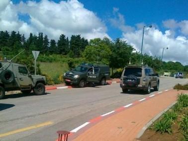الشرطة الاسرائيلية تمنع قافلات تقل عرب 48 من الاقتراب