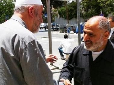 الإفراج عن الشيخ أبو شيخة بكفالة شخصية
